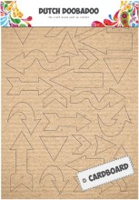 Dutch Doobadoo Cardboard Art A5 Arrows