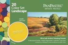 20 Colour PanPastel Set Landscape