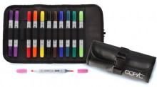 Copic Ciao Marker Wallet 12 (EMPTY)