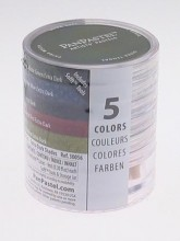 5 Colour PanPastel Starter Set Extra Dark Shades