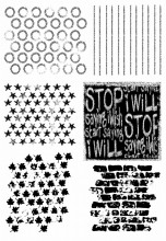 STOP A5 Stamp