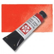 Mayan Orange Series 3, 15ml Tube Daniel Smith Extra Fine Watercolour