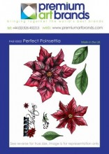Perfect Poinsettia Stamp