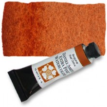 Burgundy Red Ochre Series 2, 15ml Tube Daniel Smith Extra Fine Watercolour