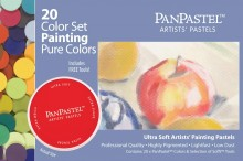 20 Colour PanPastel Set Painting