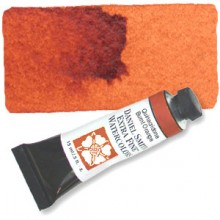 Quinacridone Burnt Orange Series 2, 15ml Tube Daniel Smith Extra Fine Watercolour