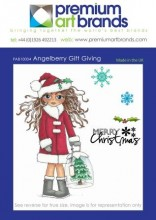 Angelberry Gift Giving Stamp