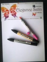 Elegance Satin Super Smooth Card A4 250gsm pack 50
