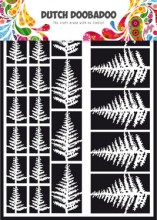 Dutch Doobadoo Dutch Paper Art A5 Fern