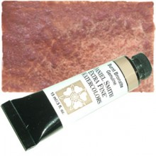 Burnt Bronzite Genuine Series 3, 15ml Tube Daniel Smith Extra Fine Watercolour