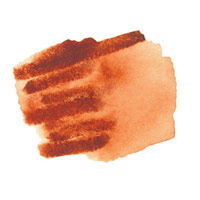 Quinacridone Burnt Orange Daniel Smith Ex. Fine Watercolour Stick